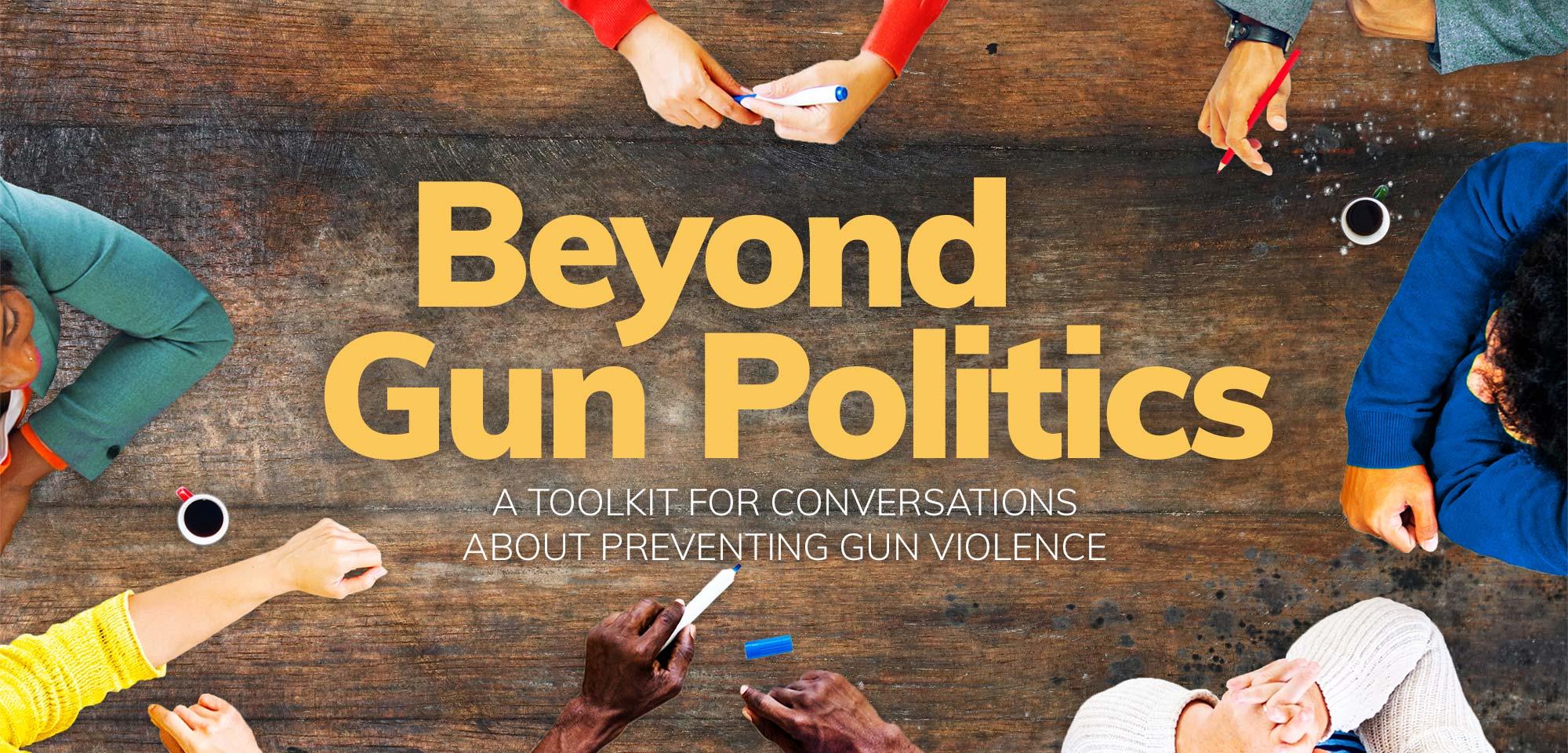 Beyond Gun Politics